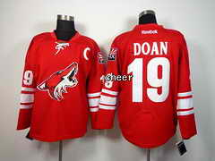 NHL Jersey Phoenix Coyotes #19 doav red Jersey